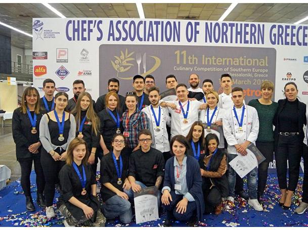 Κατέπληξαν οι σπουδαστές του ΙΕΚ ΑΛΦΑ Θεσσαλονίκης με τις ικανότητες τους στην DETROP