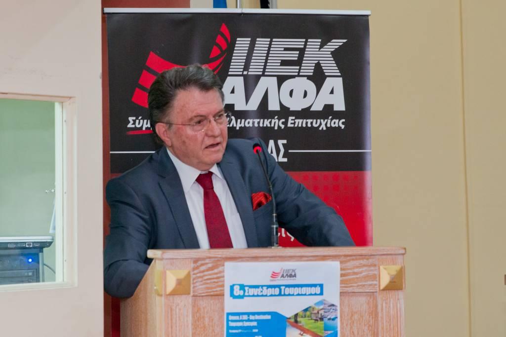 Αθηναϊκή Ριβιέρα: Το ΙΕΚ ΑΛΦΑ ανέδειξε, πρώτο, με τις πρωτοβουλίες του, τη δυναμική της συμβολή στην ανάπτυξη της ελληνικής οικονομίας