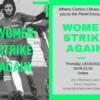Women Strike Again: Μια διαδικτυακή συζήτηση για την γυναικεία εκπροσώπηση και ενδυνάμωση στο χώρο του ποδοσφαίρου